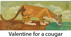 valentine for a cougar