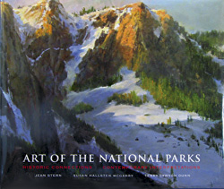 art-of-the-national-parks-book
